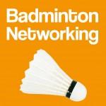 projectfive badminton networking event logo