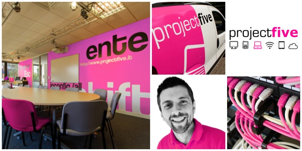 Our new pink re-brand
