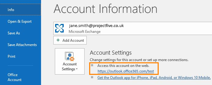 Outlook can automatically add events to your calendar | projectfive